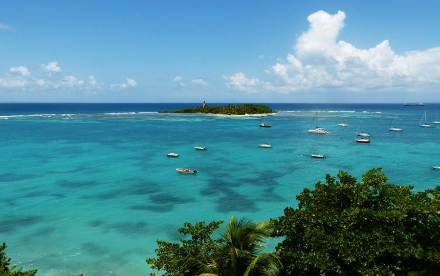 Guadeloupe FG/KB1TCD DX News