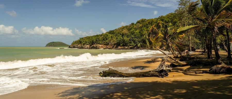 Guadeloupe FG/KB1TCD
