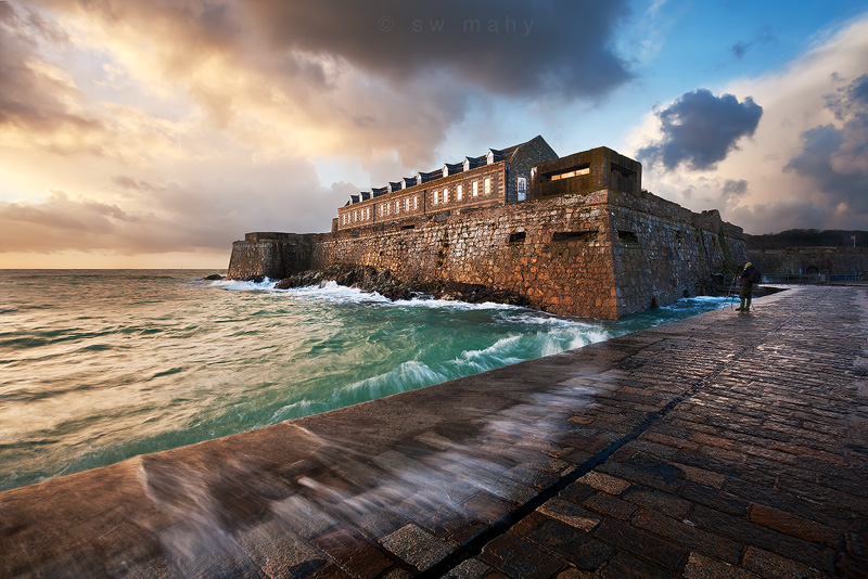 Guernsey Island GU4CHY DX News Castle Cornet