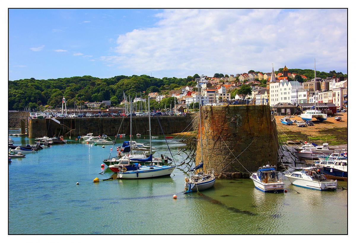 Guernsey Island MU/ON6EF MU/ON4AFW MU/ON6VJ Tourist attractions spot