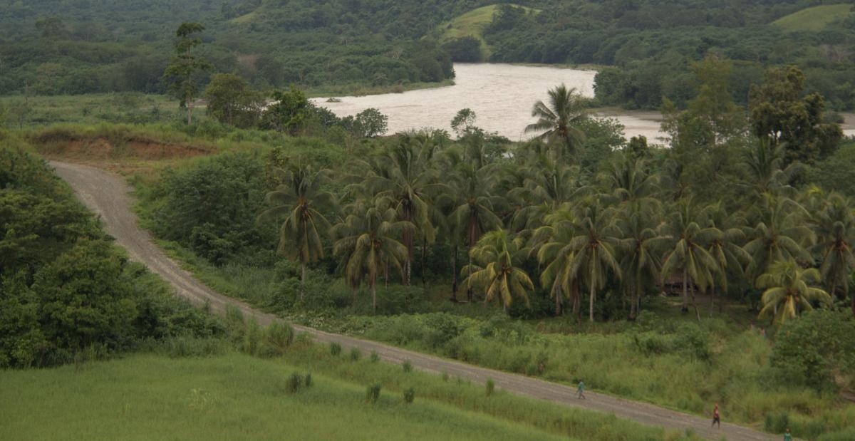 H44YM Honiara, Guadalcanal Island, Solomon Islands. Tourist attractions spot.