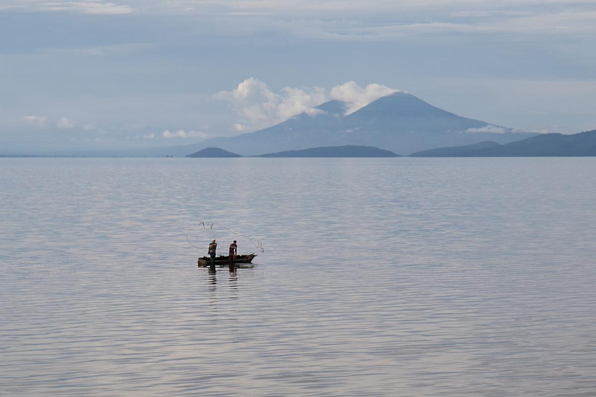 H7/SP7VC Печа, озеро Никарагуа, Мойагалпа, Никарагуа. DX Новости.
