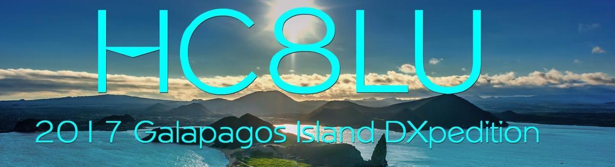 HC8LUT Остров Сан Кристобаль Галапагосские острова Логотип