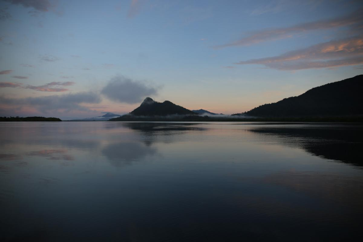 Hinchinbrook Island AL3/AA7CH Tourist attractions spot Alaska