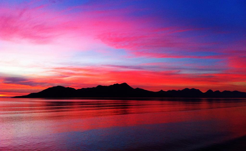 Hinchinbrook Island AL3/AA7CH Sunrise