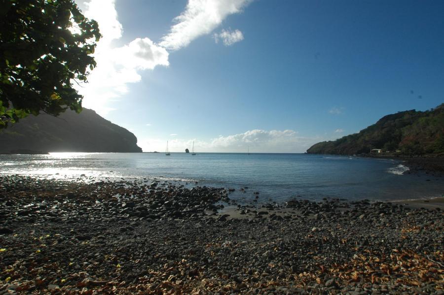 Остров Хива Оа TX5EG Туристические достопримечательности Маркизские острова