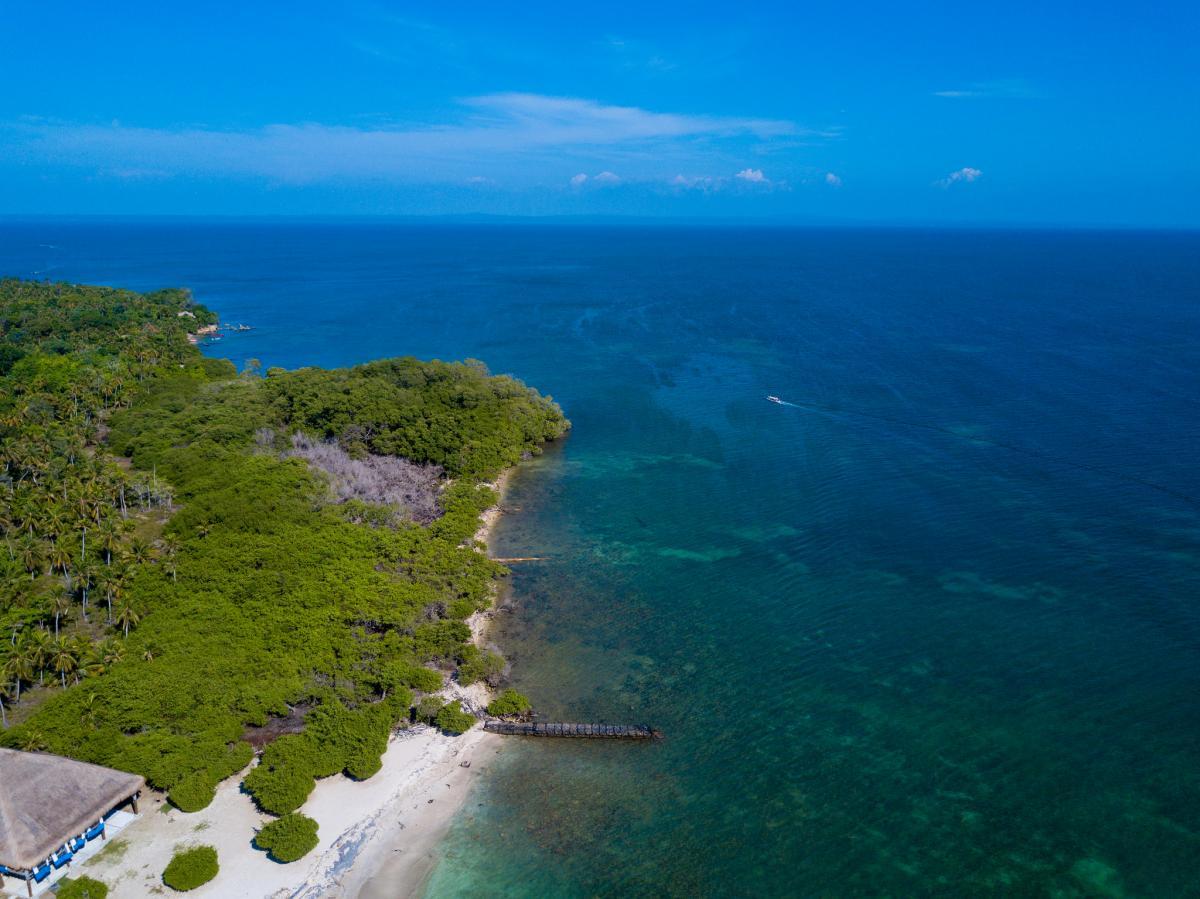 HK4GOO/1 Fuerte Island, Colombia