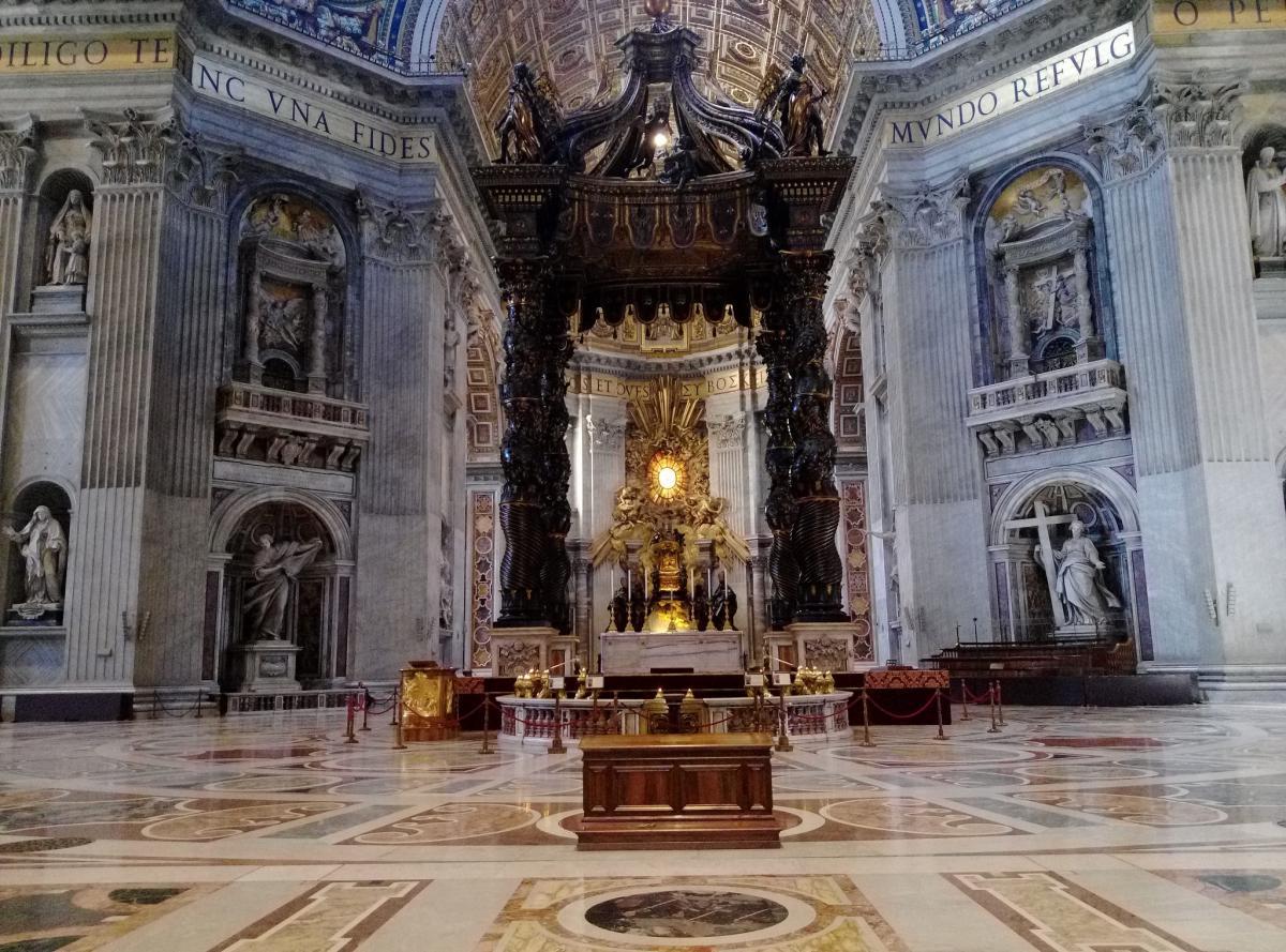 HV5PUL Ватикан Туристические достопримечательности