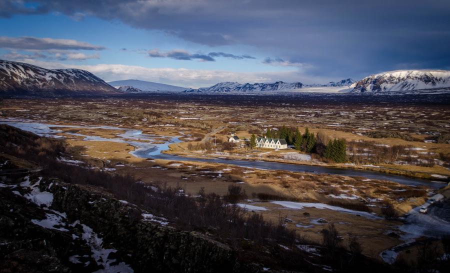 Исландия TF3JB
