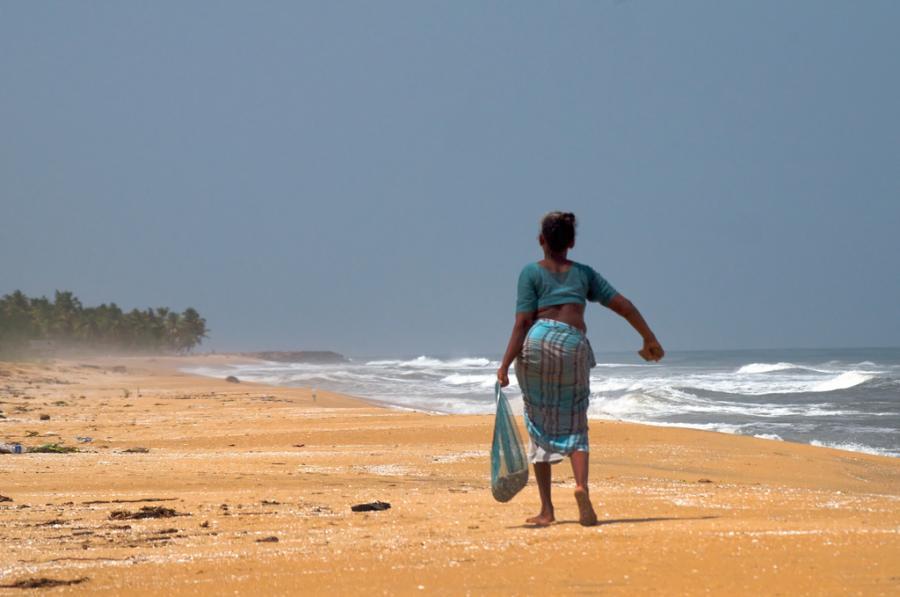 Индия VU3JWI Туристические достопримечательности Керала.