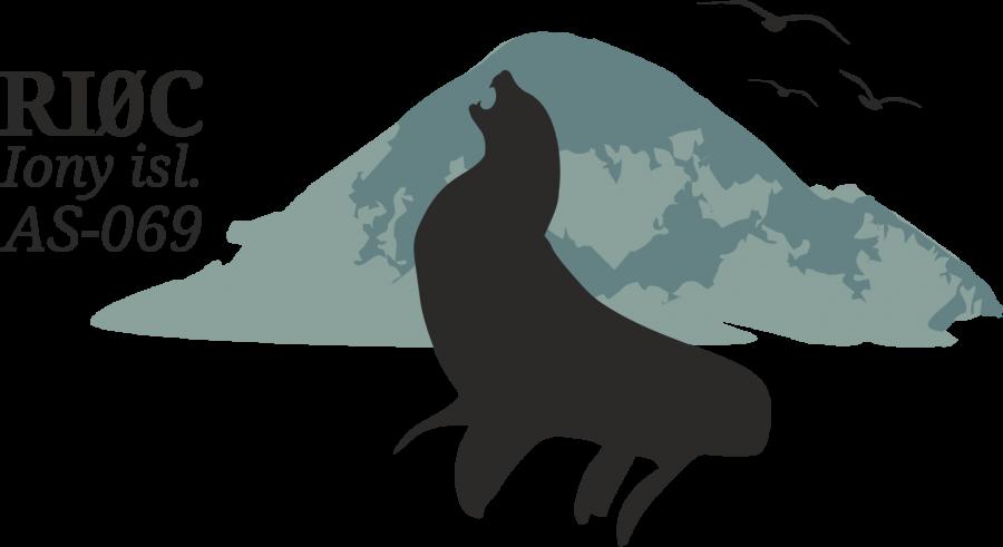 Остров Ионы RI0C Логотип
