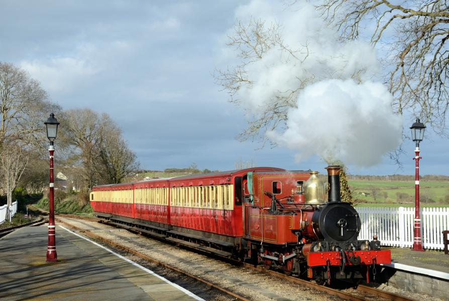 Isle of Man GT4BRS Steam Railway