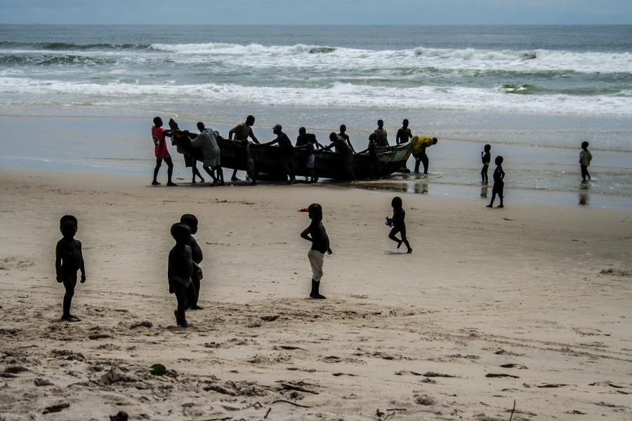Côte d'Ivoire Ivory Coast TU5MH DX Pedition Tourist attractions spot