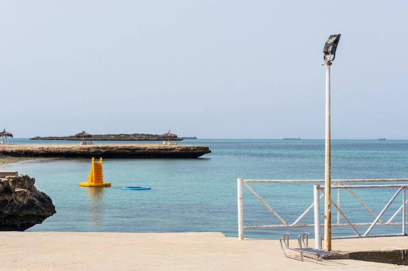 J20DX Moucha Island Djibouti