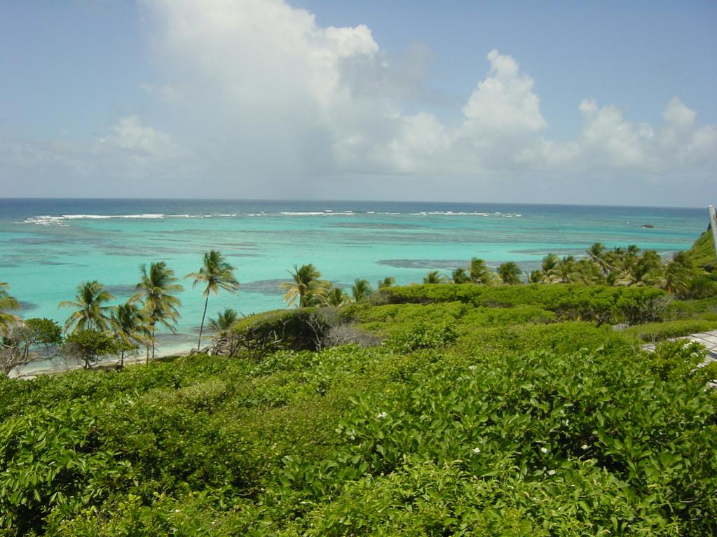 J8CW Остров Сент Винсент Туристические достопримечательности