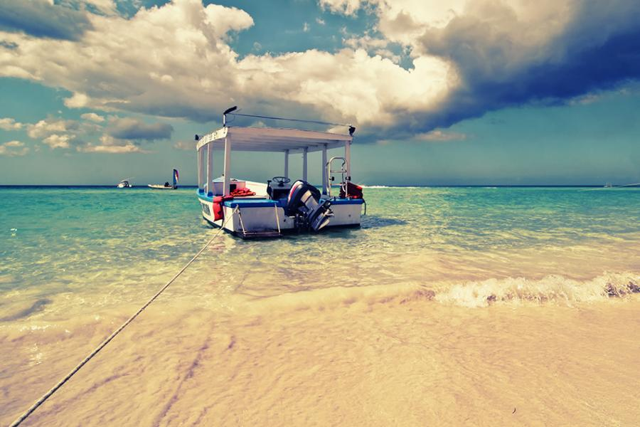 Jamaica RN5M/6Y5 Negril Beach