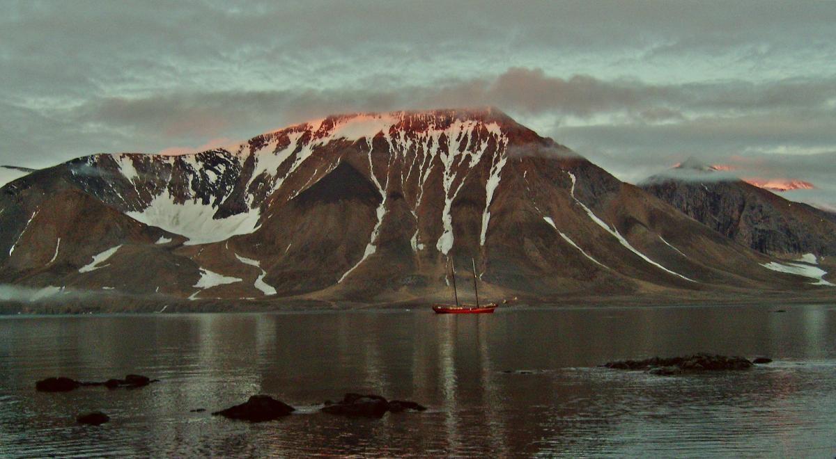 JW/DJ2AX Svalbard
