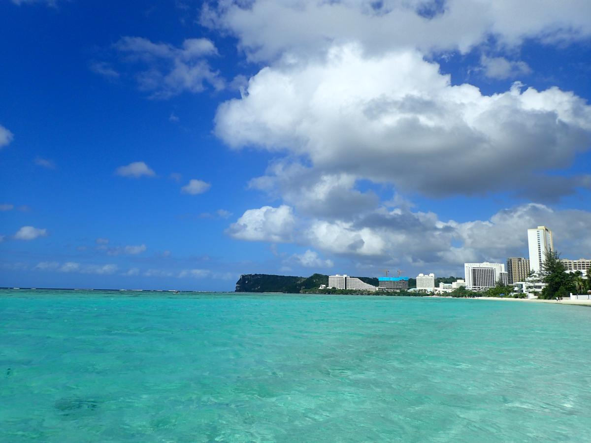 K1HP/KH2 Guam Island