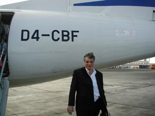 Кабо Верде D4CBF Позывной в следующем контесте?