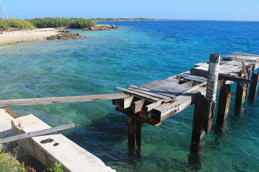 Остров Кантон T31T Фото 1
