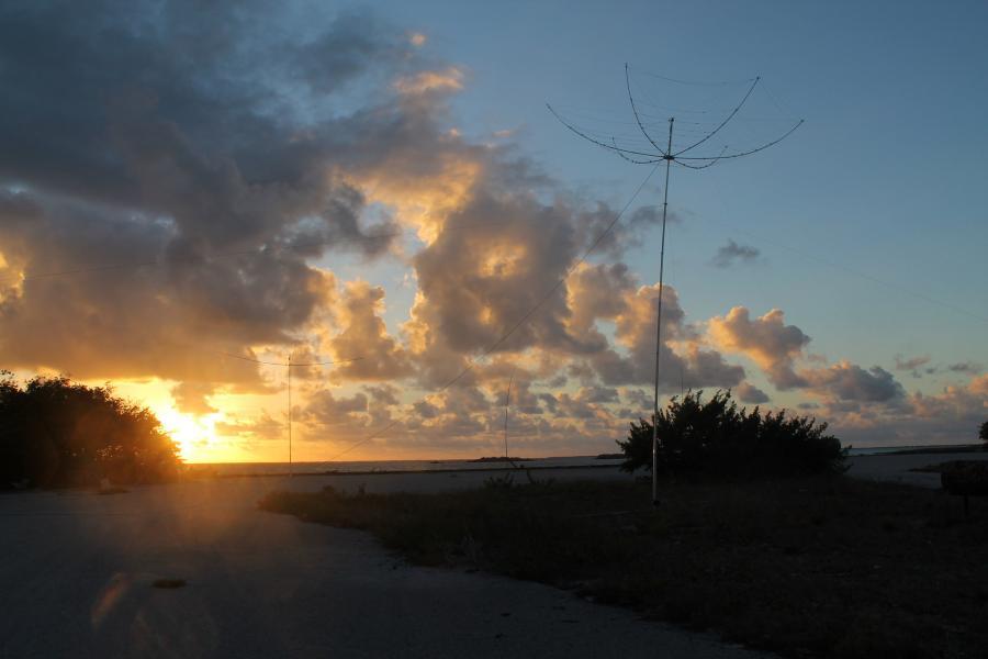Остров Кантон T31T Фото 10