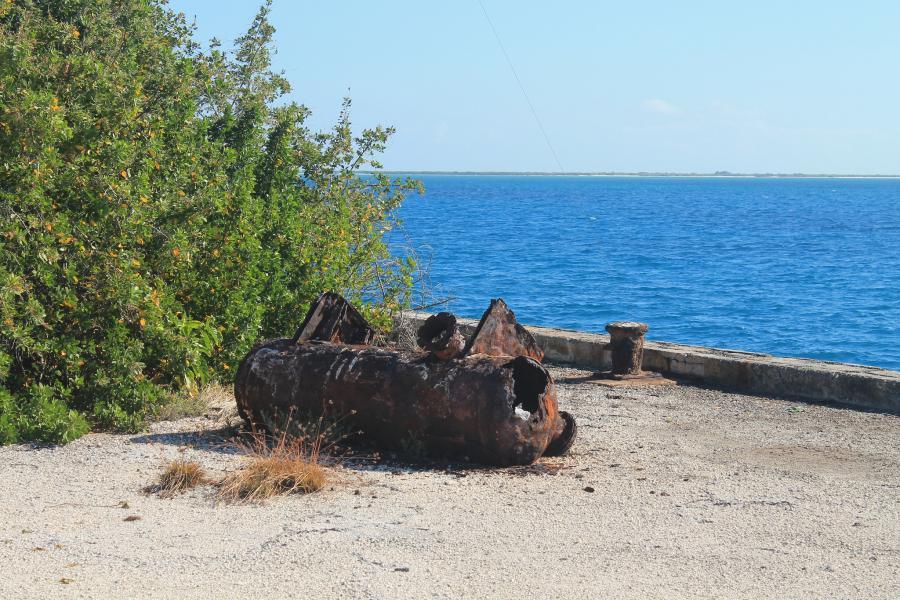 Остров Кантон T31T Фото 2