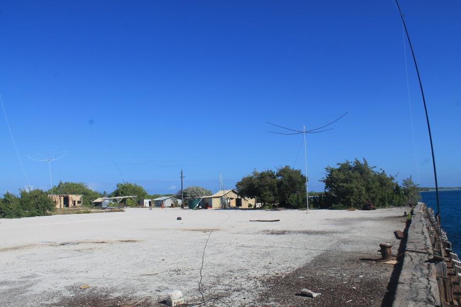 Остров Кантон T31T Фото 3