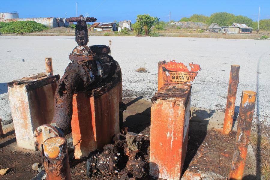 Остров Кантон T31T Фото 4