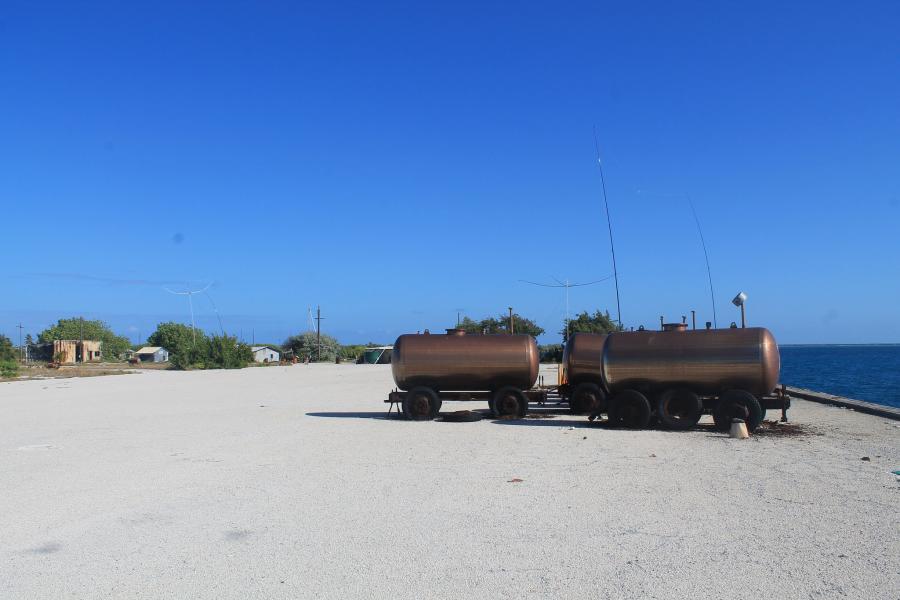 Остров Кантон T31T Фото 5