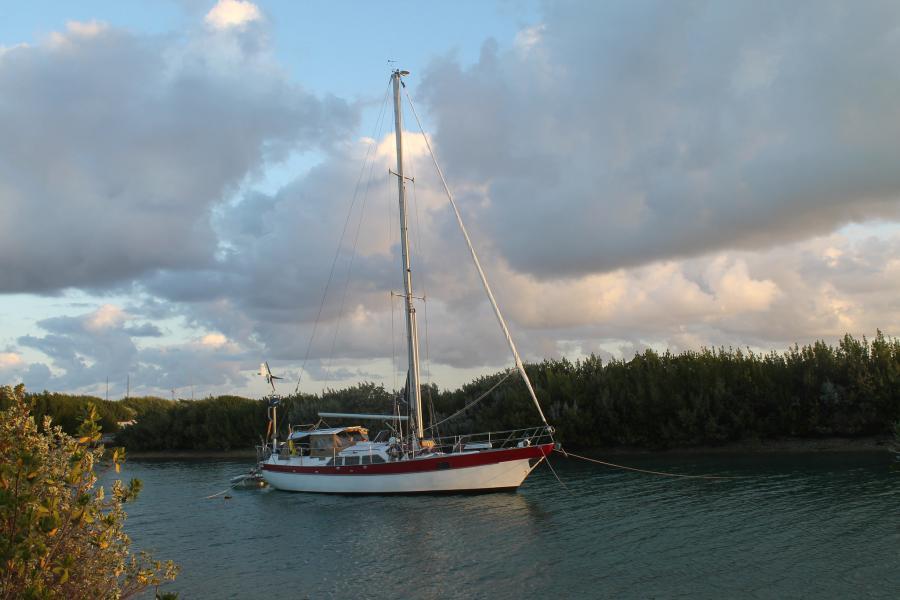 Остров Кантон T31T Фото 9