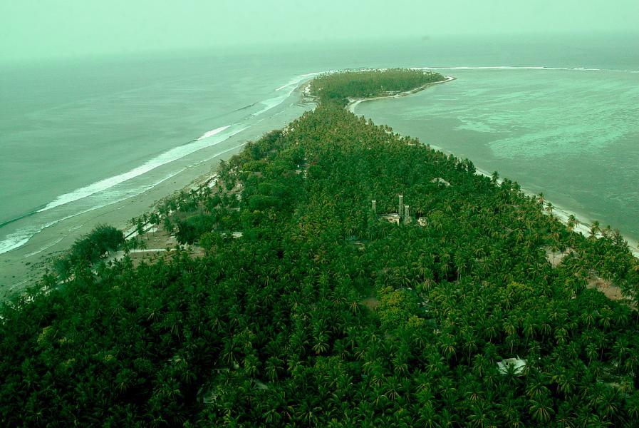 Остров Каваратти Лаккадивские острова VU7MS