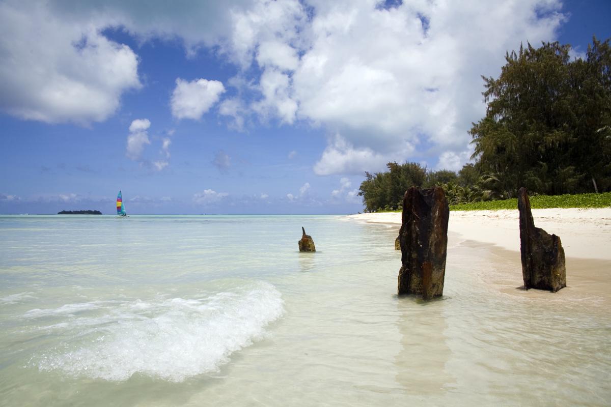 KH0TH KH0TG Остров Сайпан Пляж Туристические достопримечательности
