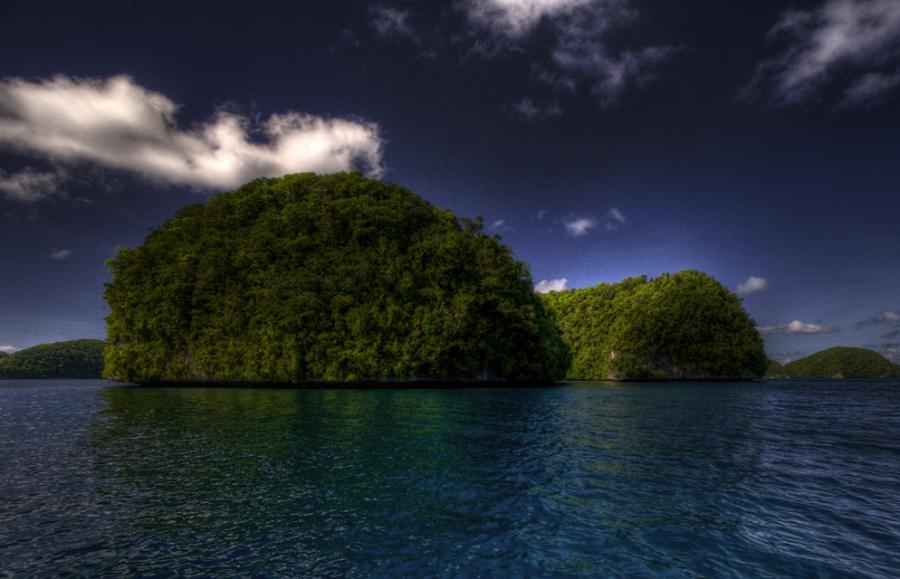 Остров Корор Палау T88RR T88MK T88VV T88HY T88FM T88NC DX Новости