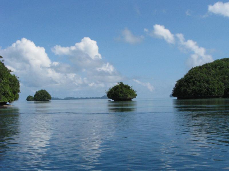 Koror Island T8EM T88CX T88DG T88CU T88CV Palau
