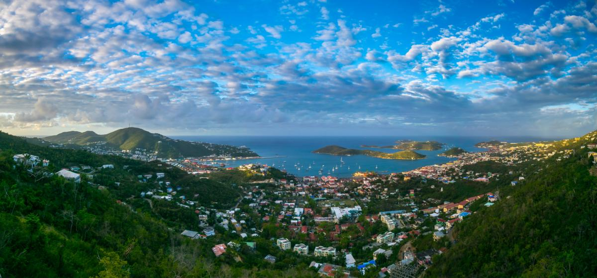 KP2M US Virgin Islands DX News