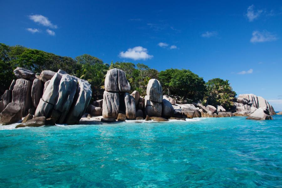 La Digue Island S79H DX News Seychelles Ile Coco