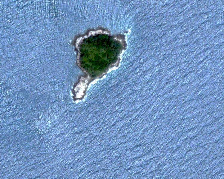 Остров Лаланг 9M4LI IOTA экспедиция