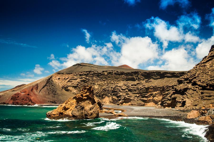 Остров Лансароте EA8/DK1MA Туристические достопримечательности