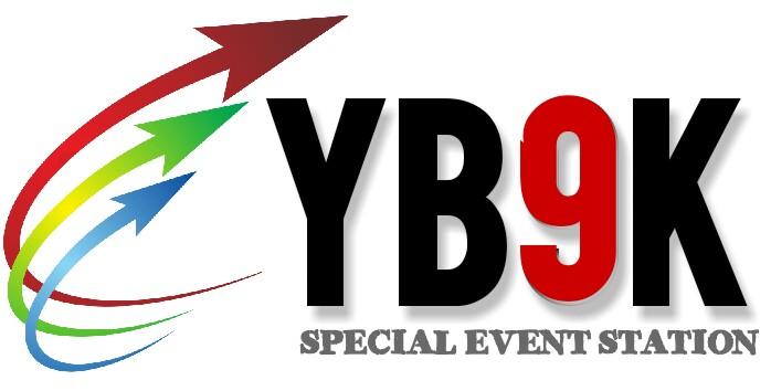 Lombok Island YB9K Logo