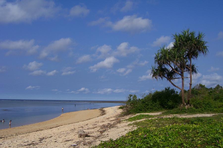 Lubang Island DU1/JA1PBV Tagbac Beach