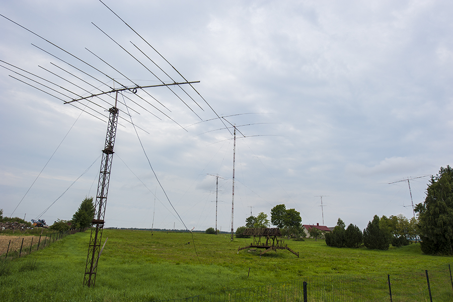 LY4A Lithuania Multi Band Antennas