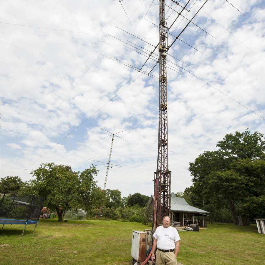 LY5R Lithuania Amateur Radio Contest Station
