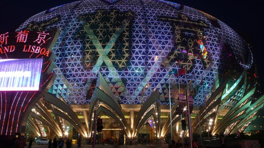 Macau XX9D DX News Grand Lisboa Casino