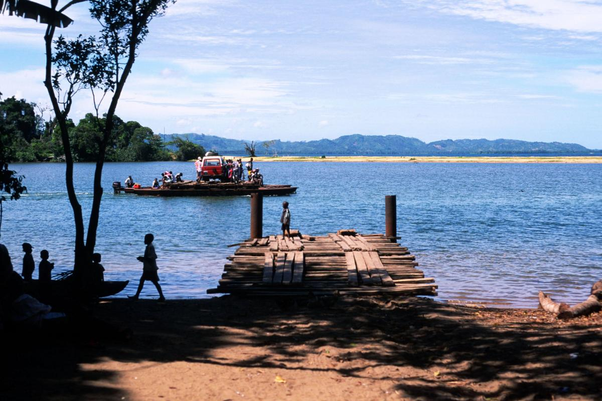 Фандраразана, Мадагаскар