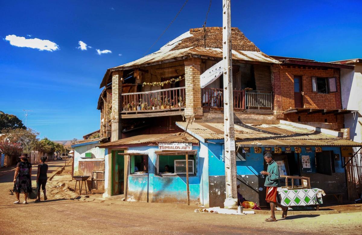 Магазин Мадагаскар