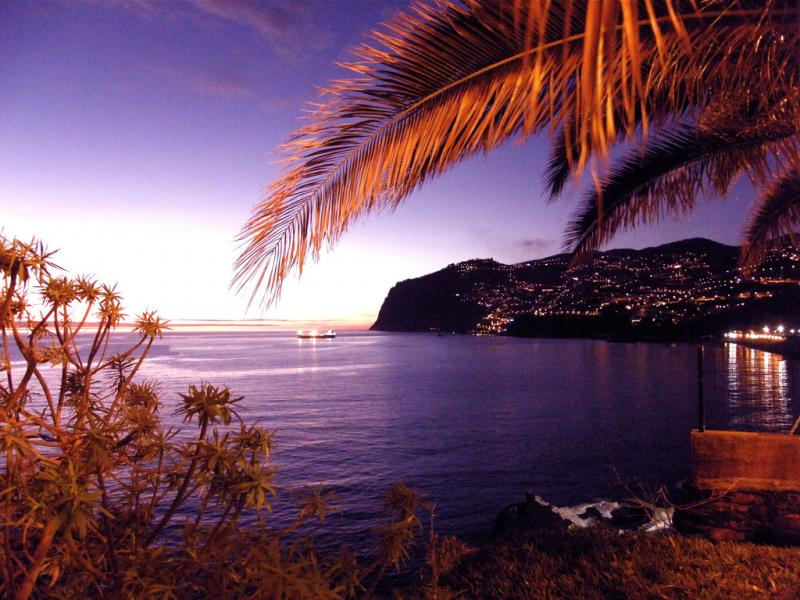 Madeira Island CT9/R7KW CT9/YL3JM Tourist attractions spot