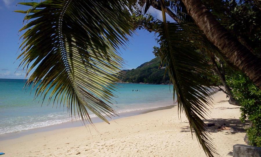 Mahe Island S79J DX News Beau Vallon Beach Seychelles