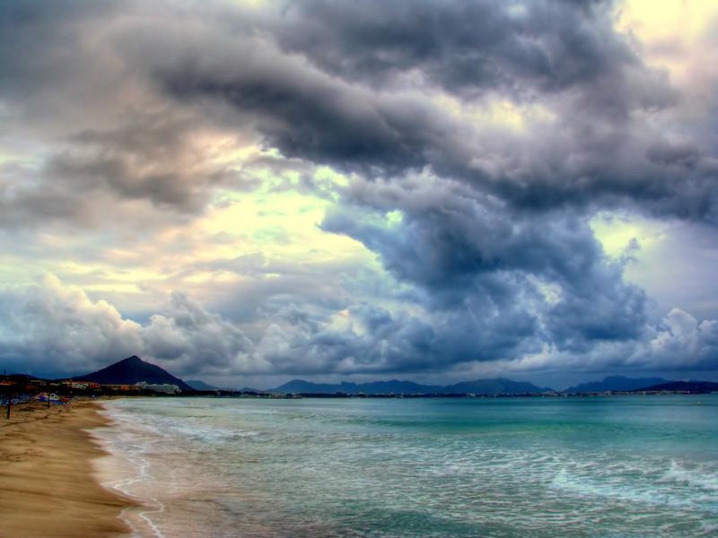 Остров Майорка EA6/DL1ATZ DX Новости Плая де Кан Пикафорт Балеарские острова