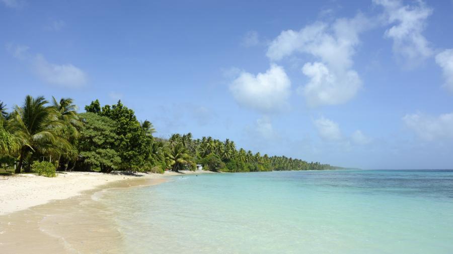 Majuro Atoll V73XG Eneko Island