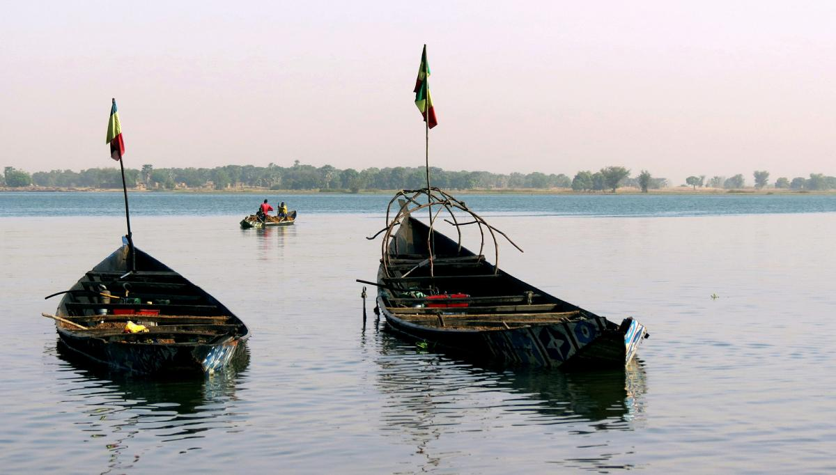 Mali TZ4PR Tourist attractions spot Segou
